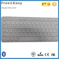 Good price for wireless bluetooth keyboard new arrival accept ODM/OEM