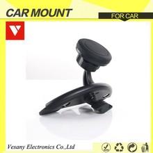 Manufacturer supply universal 360 degree rotate cd slot magnetic mobile phone car holder
