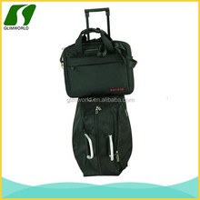 New 12.5 inch laptop bag leather laptop trolley bag