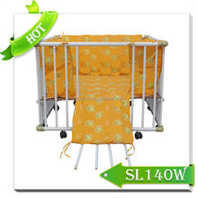 New baby square playpen top sales playpen baby play fence