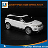 Special SUV racinging car 2.4 GHZ USB Wireless Optical Mouse Cordless Mice for range Rover Evoque Car