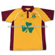 sublimation polo shirt supplier
