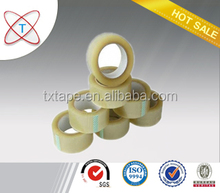 High quality water activated bopp clear packing tape carton sealing tape