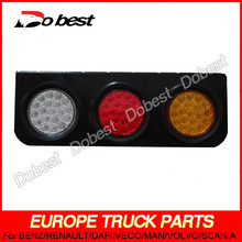 Truck/Trailer LED Tail Light (Three Color)