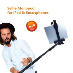 2015 New Design Wireless Monopod for tablet