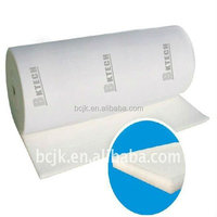 air filter media painting spray booth /ceiling filter/roof filter