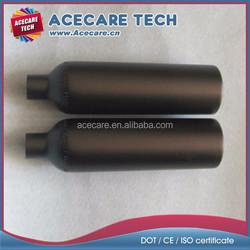 DOT 3AL/CE certificate 360cc, 500cc High standard aluminum gas cylinder