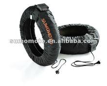 Motorcycle Tire Warmer Superbike 190/120mm digital C6 TW-C6-190