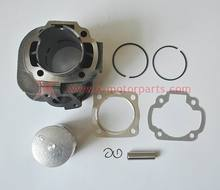 CAN AM MINI DS 90 BOMBARDIER DS90 CYLINDER KIT PISTON GASKETS CLIPS 2002 - 2006