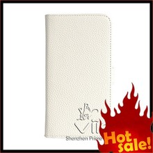Fancy Genuine leather cell phone case for samsung galaxy S5
