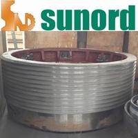 "steel bowl of nordberg symons crusher 7"""