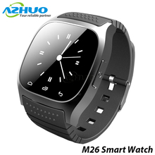 M26 Bluetooth Smart Watch Sync Phone Mate For IOS Android iPhone Samsung