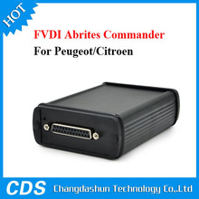 New Arrival FVDI ABRITES Commander For Peugeot/Citroen Vehicle Diagnostic Interface With Hyundai/Ki-a/Tag Key Tool Software