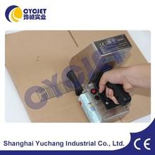 CYCJET ALT382 Steel Pipe Inkjet Printer/Batch Code Printing Machine/Hand Held Batch Coding Machine