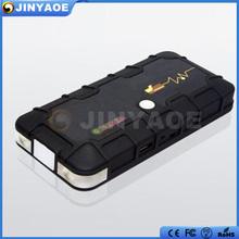 Emergency survival kit 12v li-polymer battery jump starter for car