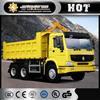 Sinotruk Howo ZZ3257N4347A 371HP 6x4 25 ton dump truck curb weights