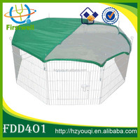 Folding iron wire pet cage dog cage for sale