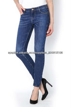 fashion design lady jeans with high quality in 2013 lady jeans