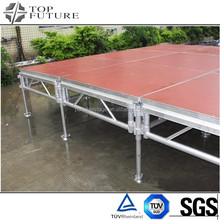 Factory directly supply event stage adjustable