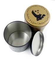 Small Tea Tin Box