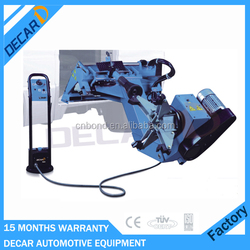 Mobile used tyre repairing machine for truck garage