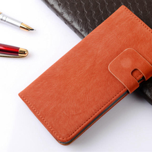 Newest classical design flip leather case for iphone 6 6s plus