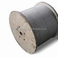 18*7+IWS Galvanized Steel Wire Rope