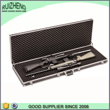 Aluminum metal gun case