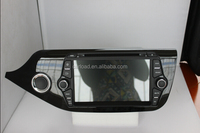 Android Ceed car dvd with gps for touch screen 2 din car stereo