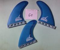 Surfboard G5, M5 FCS &Future Fins