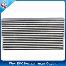 small size aluminum plate bar radiator cooler core