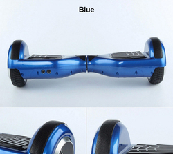 With blutooth remote and bag 2015 new promotion gift self balancing scooter smart balance scooter