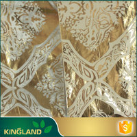 2015 New Competitive price Natural Customized floral jacquard fabric