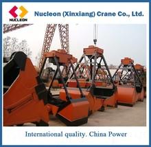 12 M3 Electric Hydraulic Grapple Bucket to Loading Grain