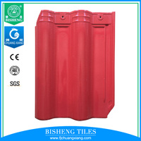 Roof Tile Ceramic tile for Roofing materials and Building materials
