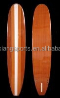Popular design! EPS SUP stand up paddle boards surfboards with wooden grain