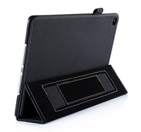 Hotsale Factory Price File Folder Leather Wallet Smart Tablet Case For Ipad Air 2