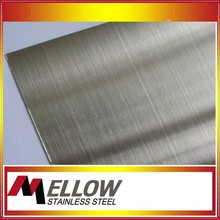 Mellow Titanium Coated Stainless Steel Sheet Sus304 Ti- Colored Coating Surface With 11 Year Experience Factory