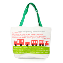 Hot product roll up cotton shopping bag