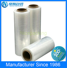 China Manufacturer Hot Sale Virgin Grade LLDPE Stretch Film for Carton Package