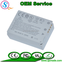 Rechargeable camera lithium battery NB-7L for Canon G1X G15 G16 SX60 SX50HS CB-2LC CB-2LCE