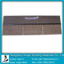 3 Tab Plane standard High quality asphalt Roof shingle