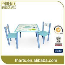 Custom-Tailor Kids Mushroom Table And Chairs
