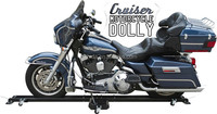 LOW PROFILE MOTORCYCLE STORAGE DOLLY HARLEY STAND 1250LB