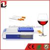 3 Tube cigarette injector machine