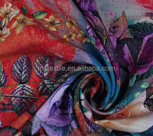 100%cotton printing fabric/textile fabric design for dress fabric