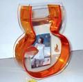 design moderno mesa de acrílico aquário
