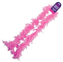 Pink Feather Boa 1.5m