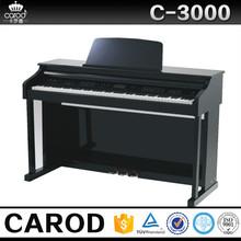 popular 88 keys digital piano with flexible spruce keyboard
