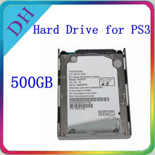 [Hot in Brazil] internal SATA 500gb for PS slim hard drive/ for Playstation 3